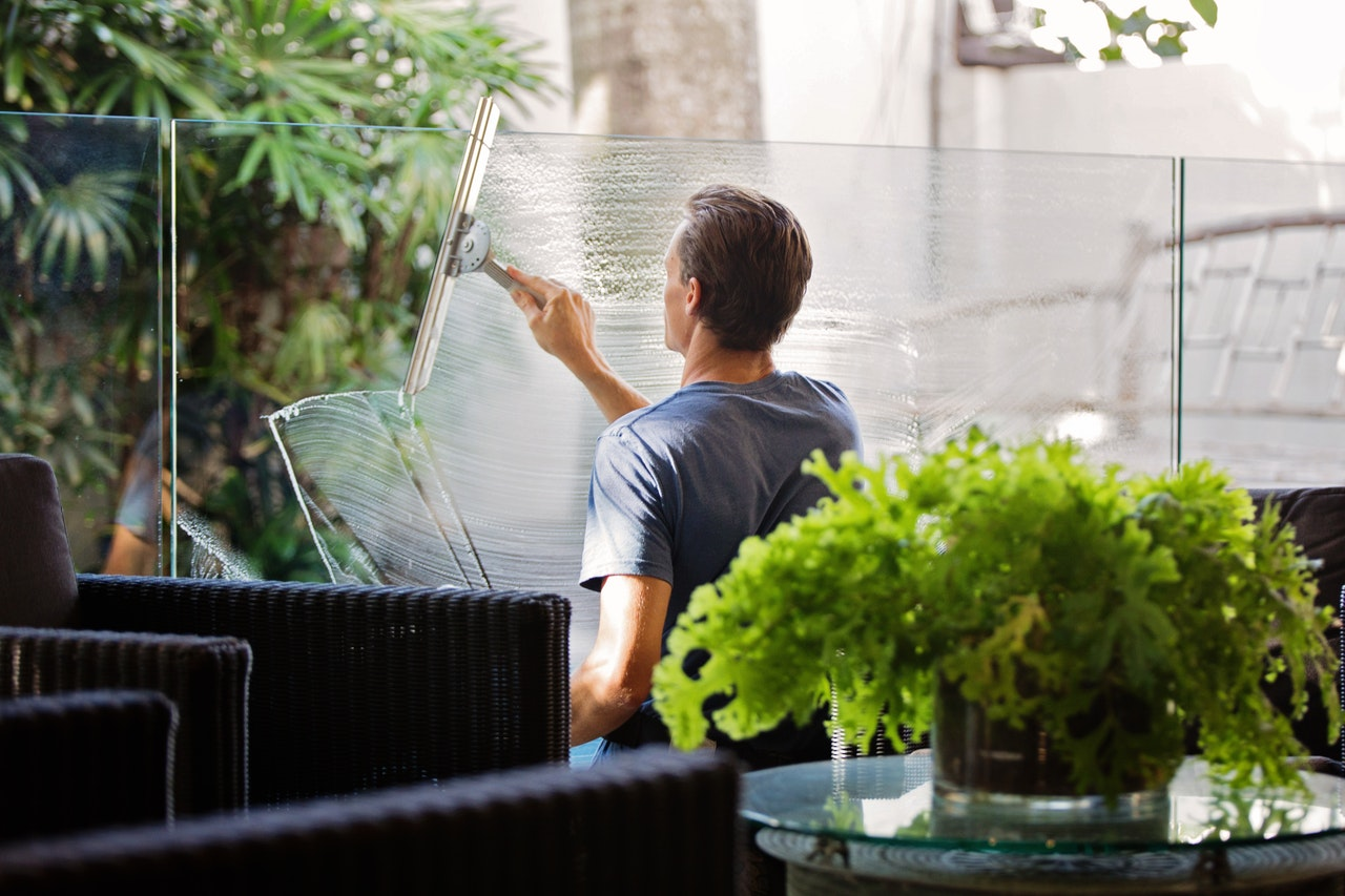 window cleaning redlands - window cleaning